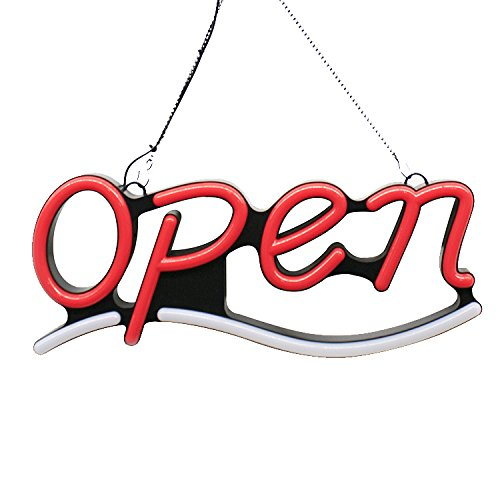 9x22 Led Neon Open Sign - 2004 - Led Open Signs