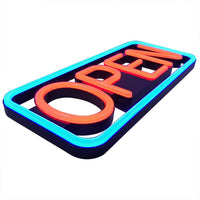 8x22 Led Neon Open Sign - 2006 - Led Open Signs