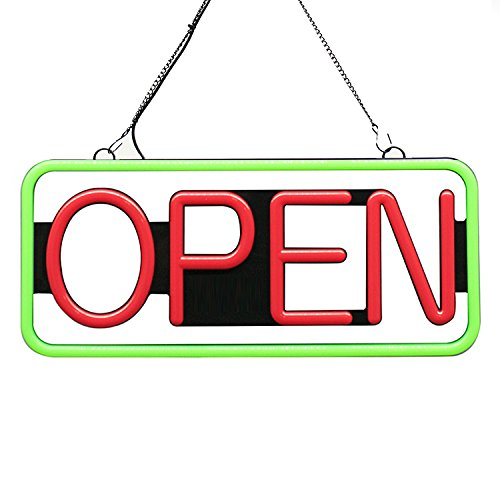 8x22 Led Neon Open Sign - 2007 - Led Open Signs