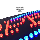 Large LED Window Sign - Checks Cashed - 32 inches Wide - LED-Factory (#2646) - Led Open Signs