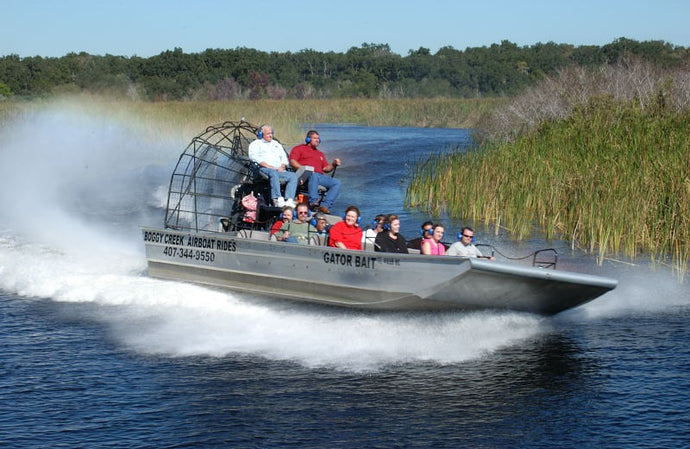 Boggy Creek Airboat Tour | Ultimate Guide