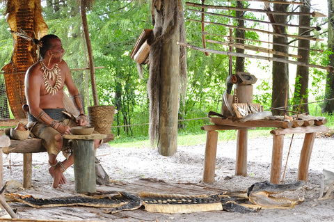 boggy creek native american experience