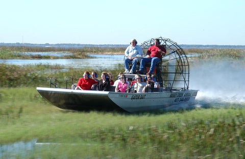 boggy creek airboat tour