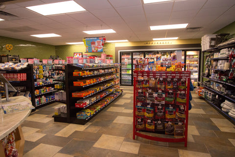 kings dominion camp wilderness store