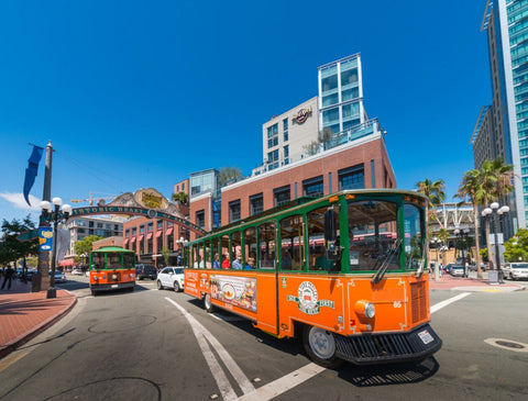 Old Town Trolley Tours of San Diego Tickets