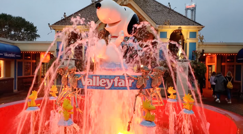 valleyscare snoopy