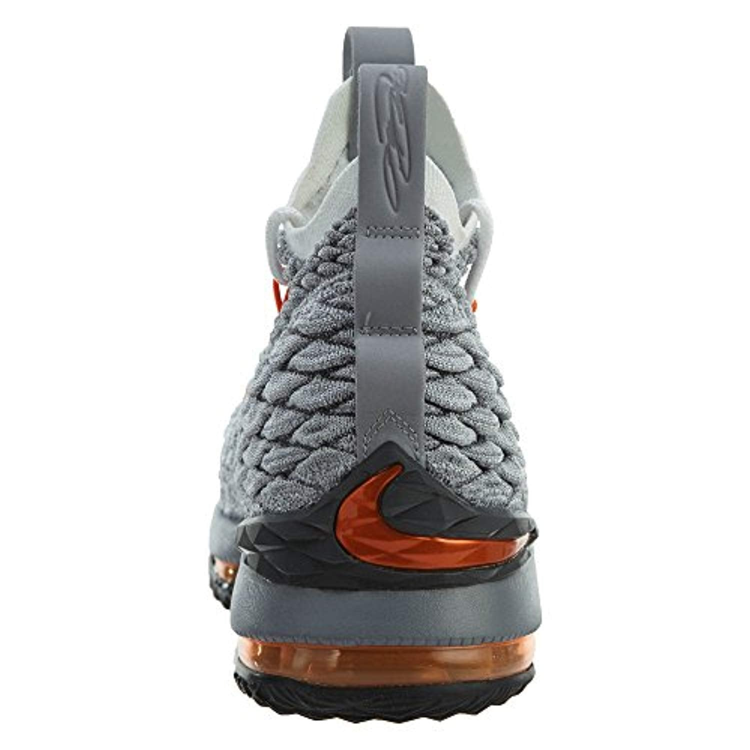 e57dc54139a 319 NIKE Youth Lebron 15 Boys Basketball Shoes Black Safety Orange ...