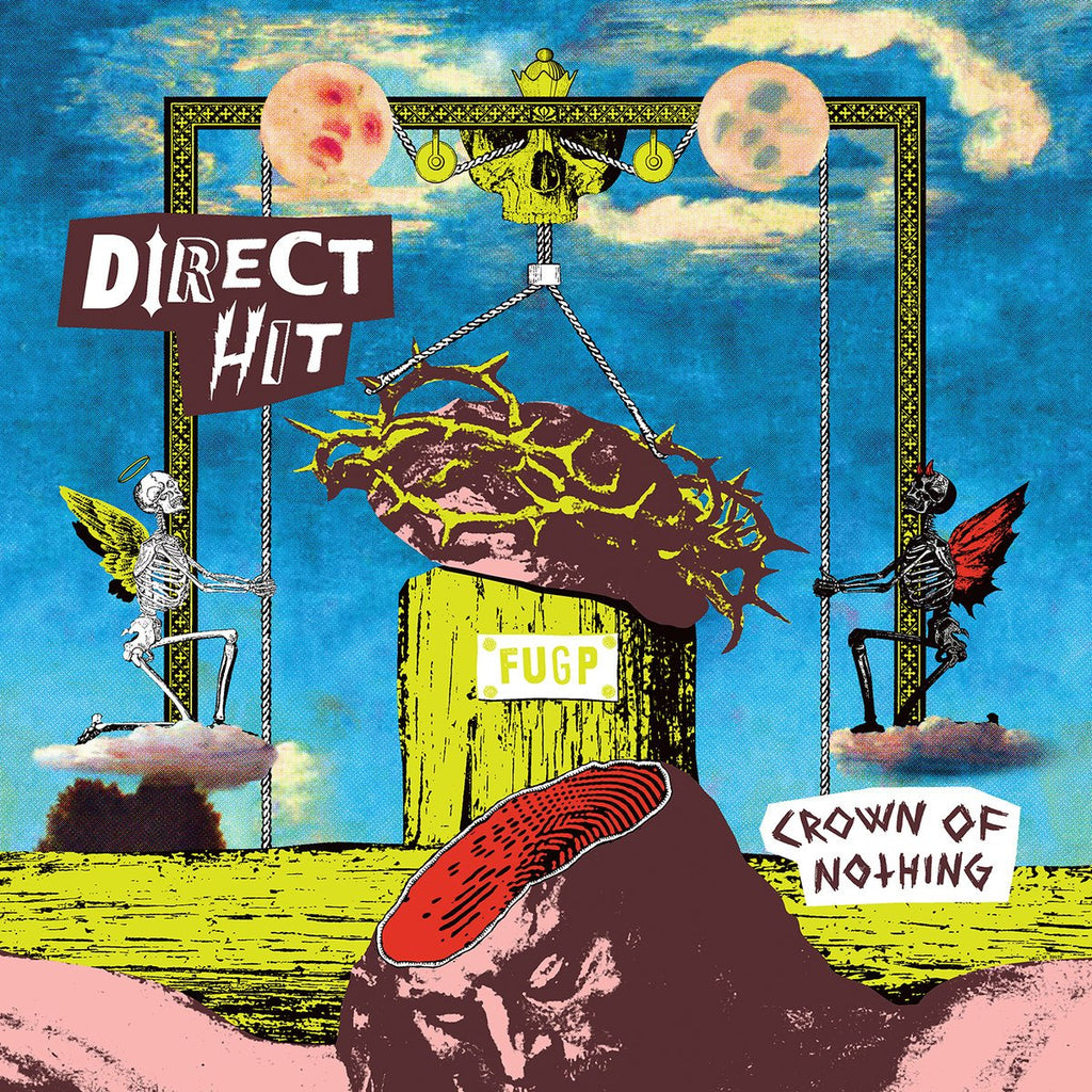 Direct Hit - Crown Of Nothing LP