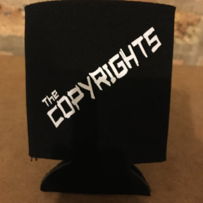 "Copyrights ""Shit's Fucked"" Koozie"