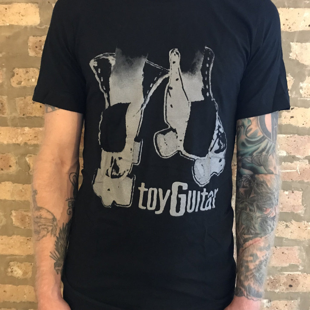 Toy Guitar - Roller Skates T-Shirt