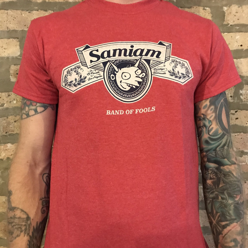 Samiam - Band of Fools T-Shirt
