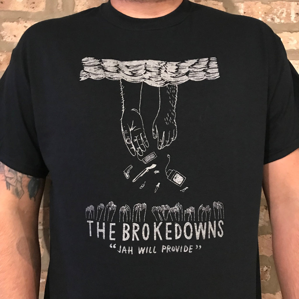 Brokedowns - Jah Will Provide T-Shirt