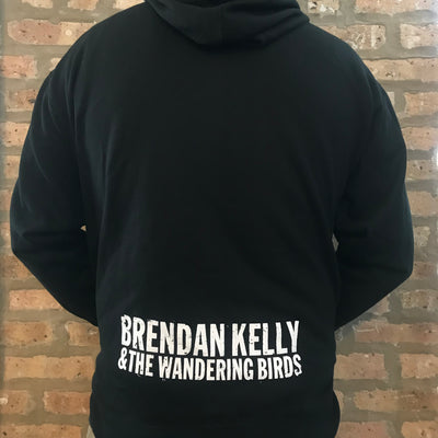 Brendan Kelly & The Wandering Birds - Keep Walkin' Pal Hoodie