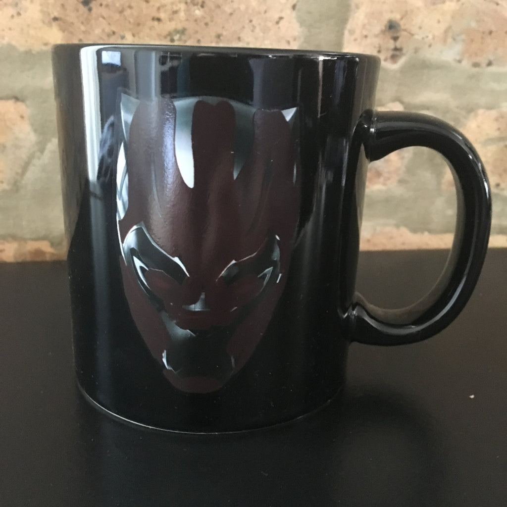 Black Panther - Heat Reactive Mug
