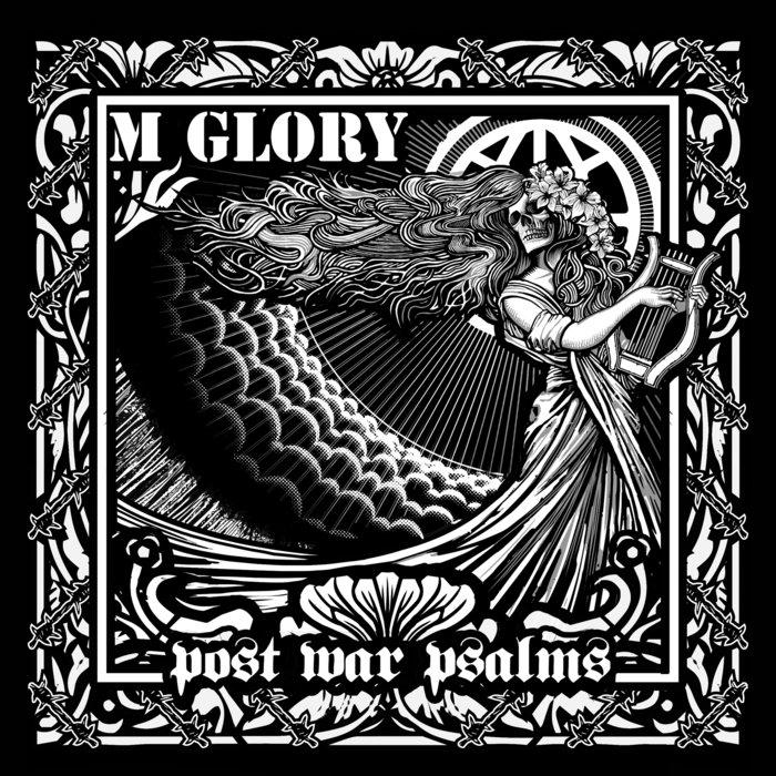 Morning Glory - Post War Psalms 10""