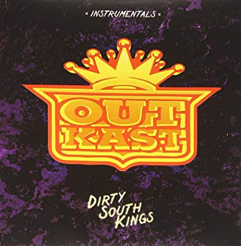 Outkast - Instrumentals Dirty South Kings LP