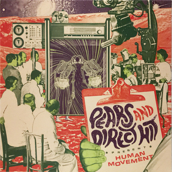 PEARS Direct Hit - Human Movement LP