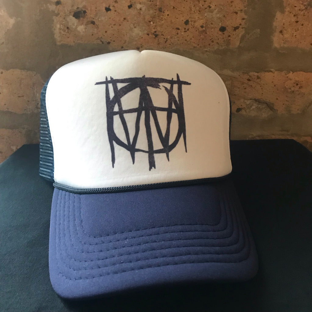 Off With Their Heads - Distressed Logo Hat