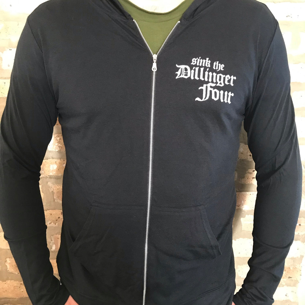 Dillinger Four: D4 - Sink Hoodie