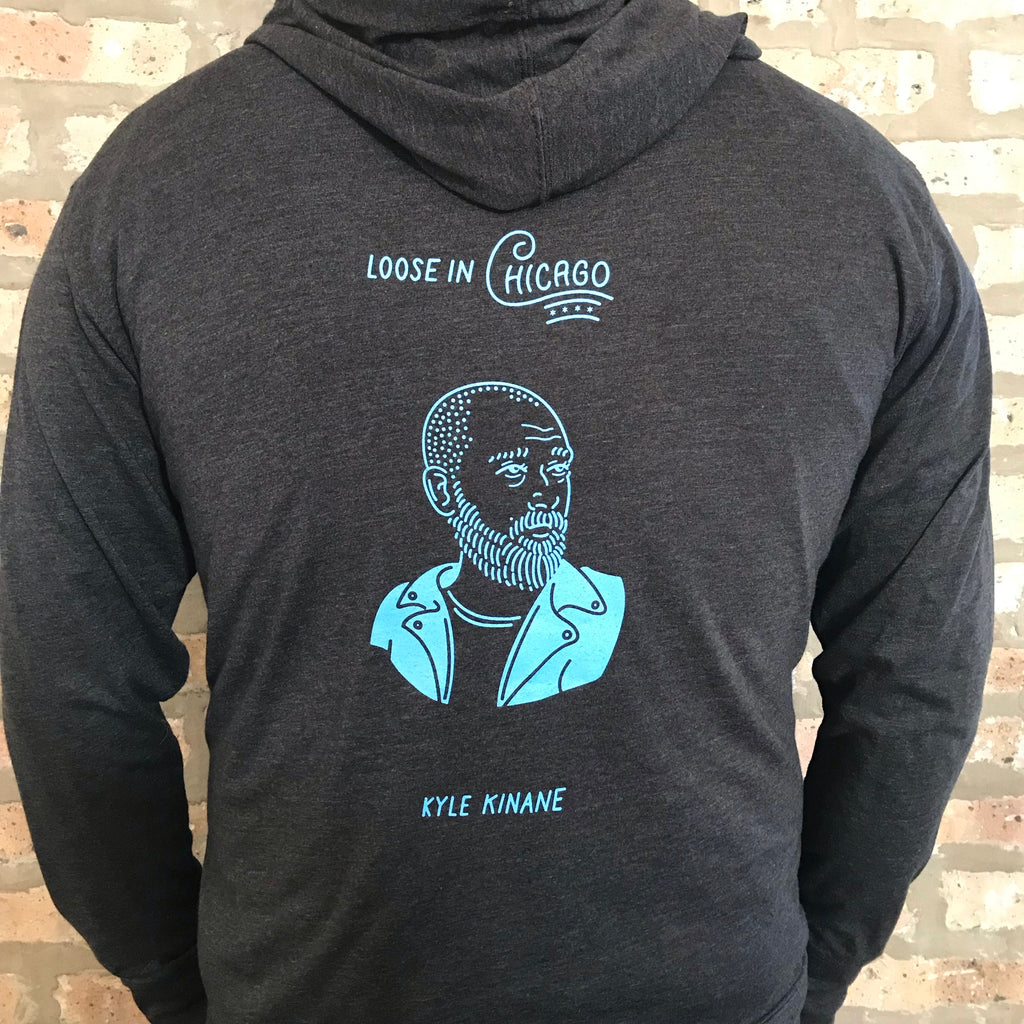 Kyle Kinane - Loose In Chicago Hoodie