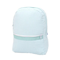 Monogrammed Small Backpack