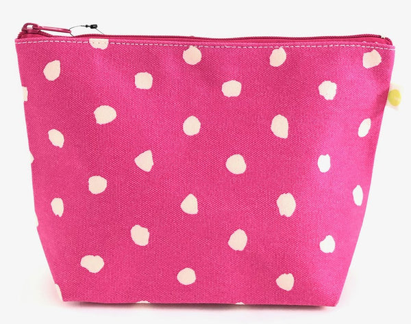 Large Travel Pouch with Monogram