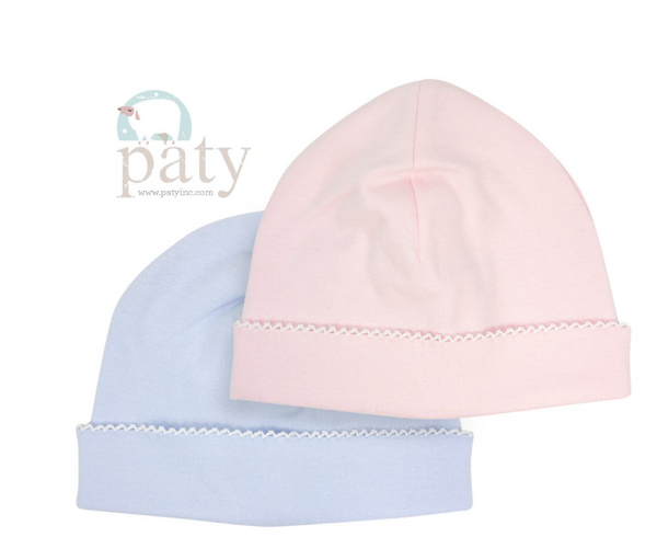Paty Pink Beanie