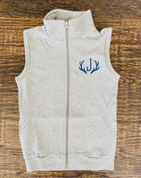 Cotton Vest with Personalization