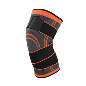 Compression Knee Sleeve with Adjustable Strap