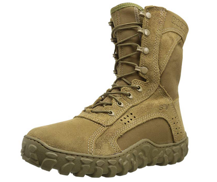 Rocky Military Boots - Long-lasting, comfortable hiking boots