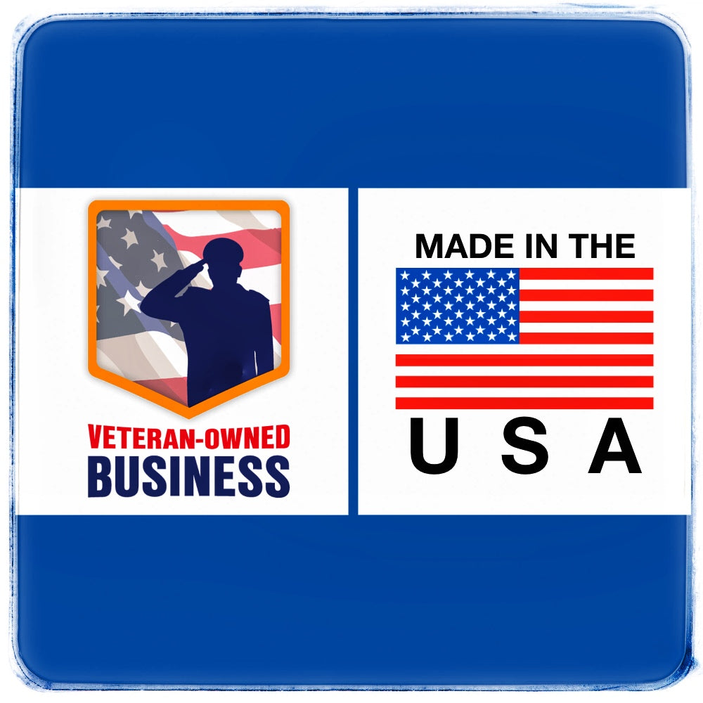 dr hughes veteran-owned and made in the USA