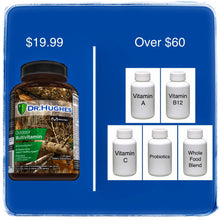 Load image into Gallery viewer, Dr Hughes Outdoor Multivitamin is a 5-in-1 Supplement