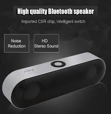 NBY-18 Mini Bluetooth Speaker Wireless Speaker
