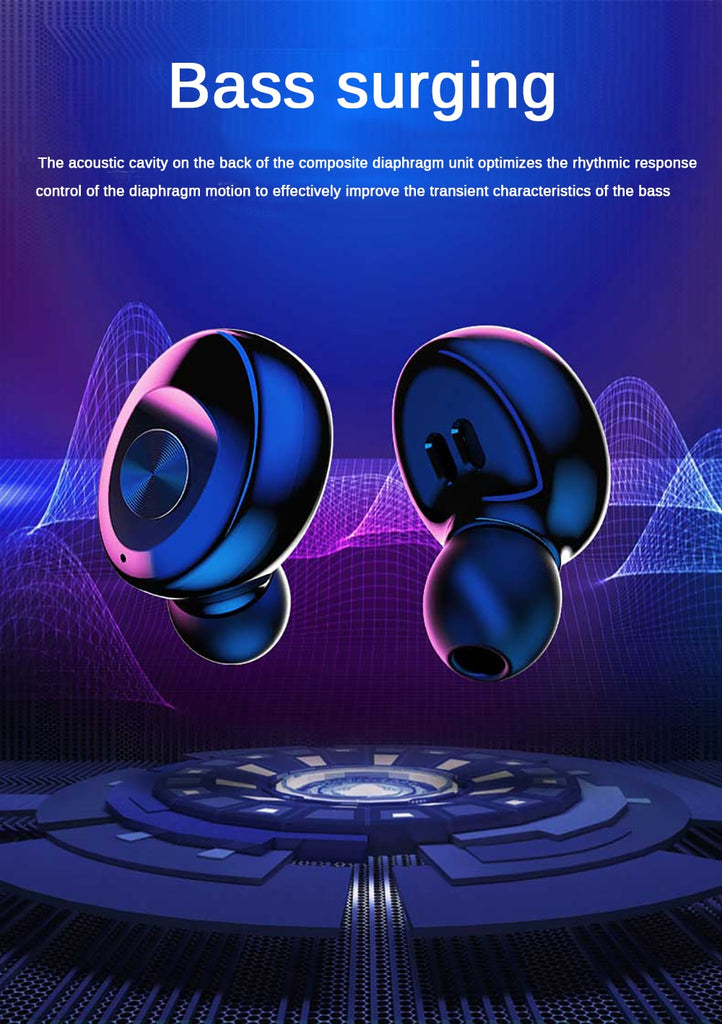 TRUE MINI XG-12 Wireless Earbuds HIFI Sound77