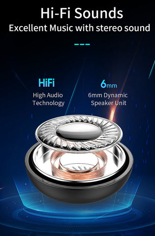 Image of TRUE MINI XG-12 Wireless Earbuds HIFI Sound77