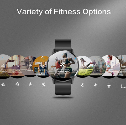 Image of LEMFO LEM X 4G Smart Watch Android 7.1 With 8MP Camera GPS 2.03 inch Screen 900Mah Battery Sport Business Strap For Men