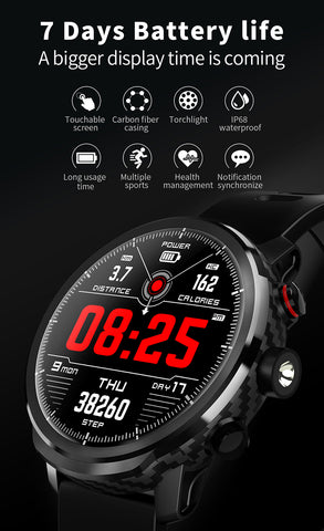 KW-Extreme Smart Watch
