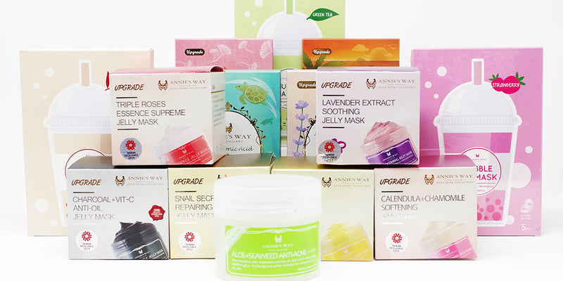 The Ultimate Guide to Annie's Way Jelly Masks and Sheet Masks