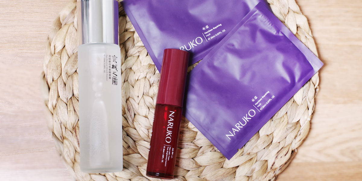Shortcut to Translucence: The Magic of My Favorite Naruko Products