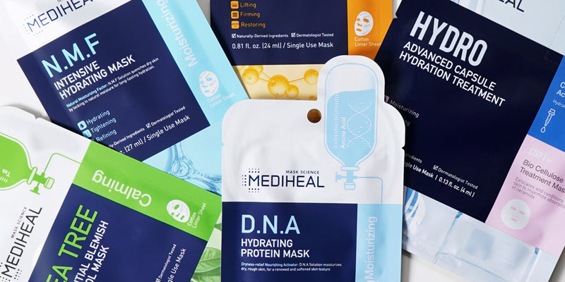 Introducing MEDIHEAL: the Best Korean Beauty Sheet Masks for Effectiveness + Affordability