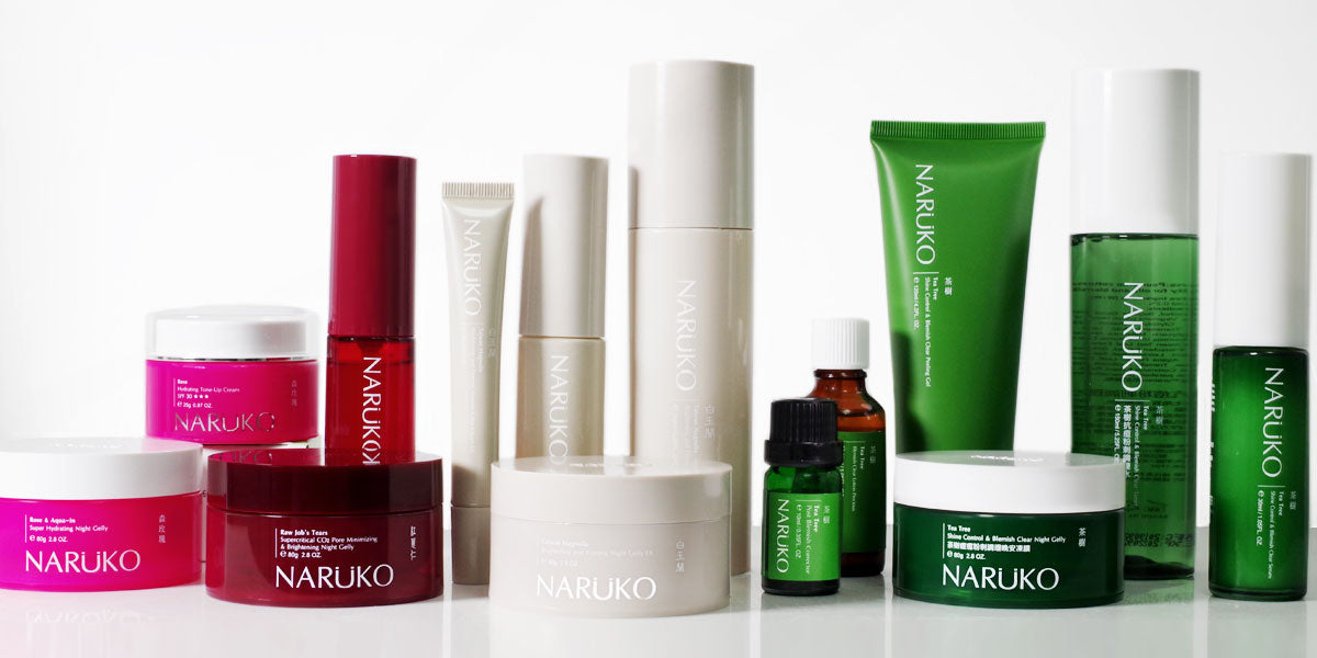 The Ultimate Guide to Naruko: One of the Best Taiwanese Skincare Brands