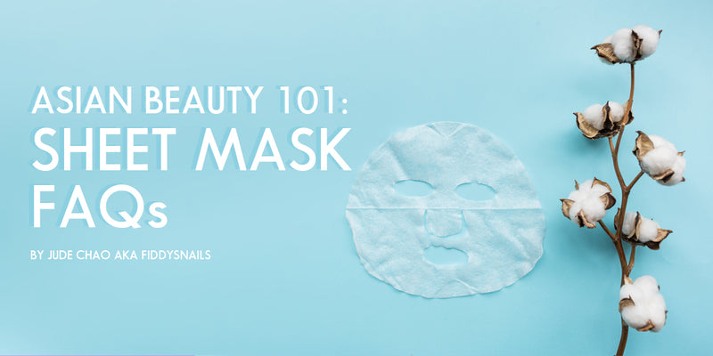 Common questions about sheet masks answered. Learn everything from bubbling sheet masks to different types of sheet mask textures!