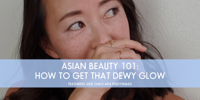 Asian Beauty Writer Jude Chao Shows You How to Get that Dewy Glow
