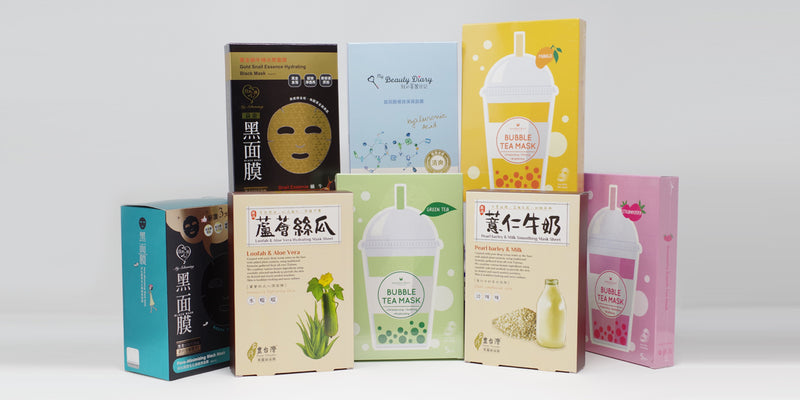 The Best Taiwanese Sheet Masks 2019