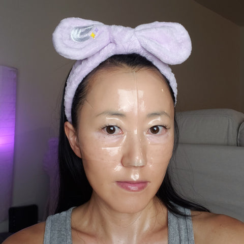 Jude Chao My Scheming Hydrogel Sheet Mask Review