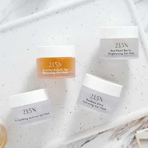 23.5°N Mini Mask Sampler Set