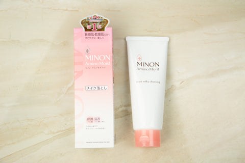 Minon Amino Moist Milky Cleansing Gel