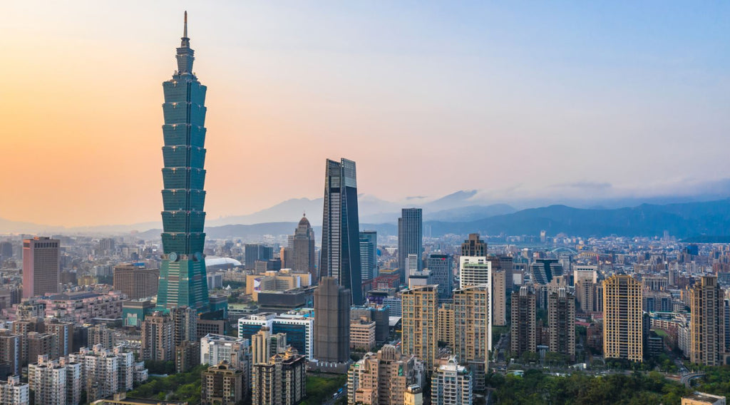 Taipei 101 Xinyi District Taiwan is famous for its sheet masks