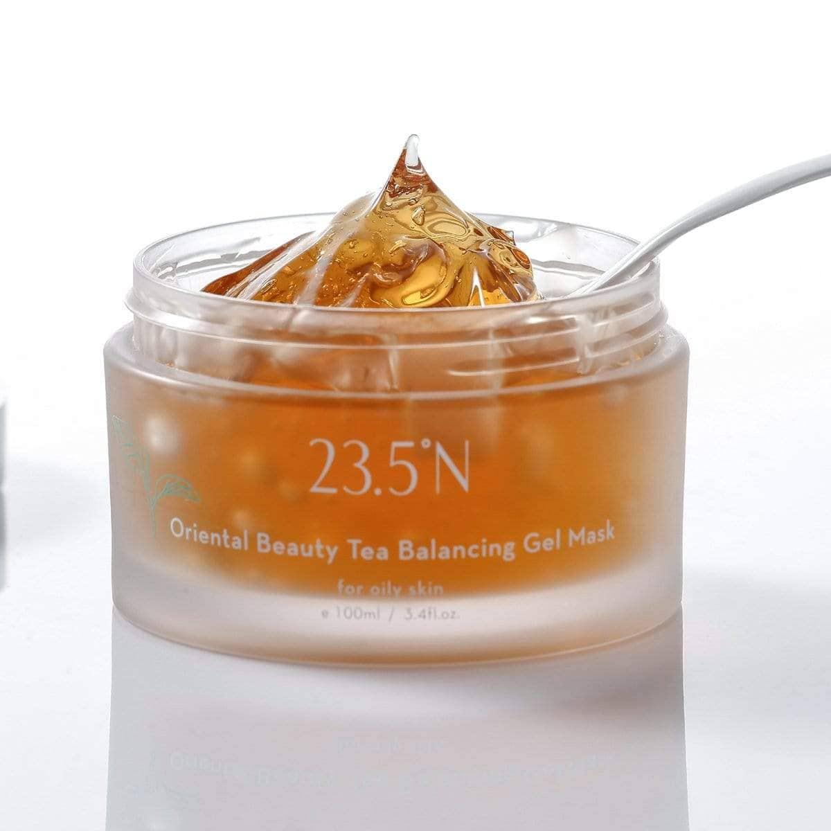 23.5N Oriental Beauty Tea Balancing Gel Mask