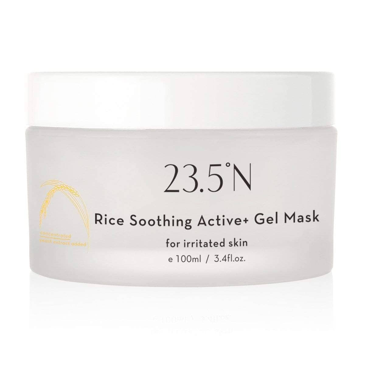 23.5N Rice Soothing Active+ Gel Mask